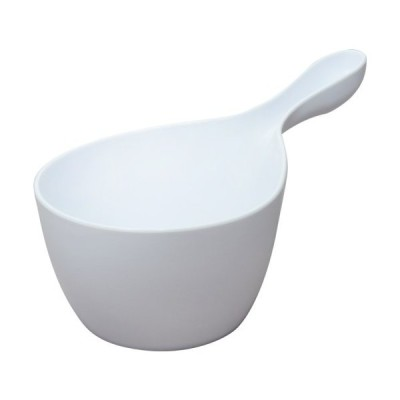 風呂桶 シンカテック ハンディボールN ヒューバス ホワイト 1個