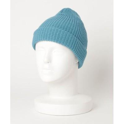 ZOZOUSED / 刺繍ニットキャップ MEN 帽子 > ニットキャップ/ビーニー