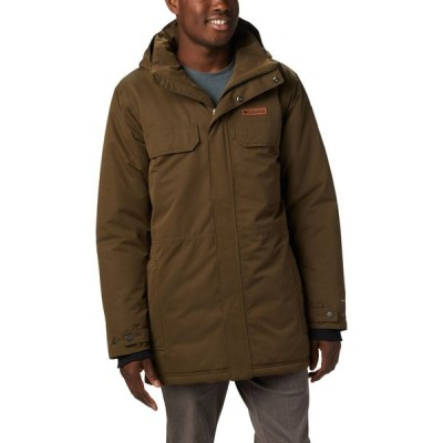 コロンビア Columbia メンズ コート アウター Rugged Path Parka Jacket Olive Green