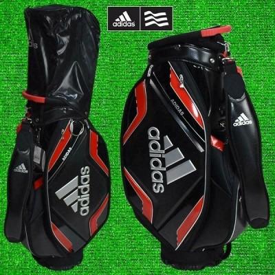 ゴルフクラブ 指定無 Adidas/Golf Caddy Bag Black/Red