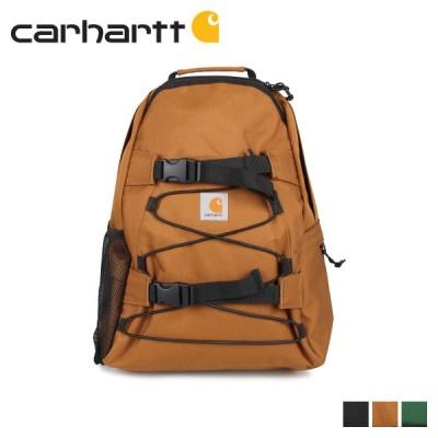 carhartt WIP カーハート リュック バッグ バックパック メンズ レディース 防水 24.8L KICKFLIP BACKPACK ブラック I006288