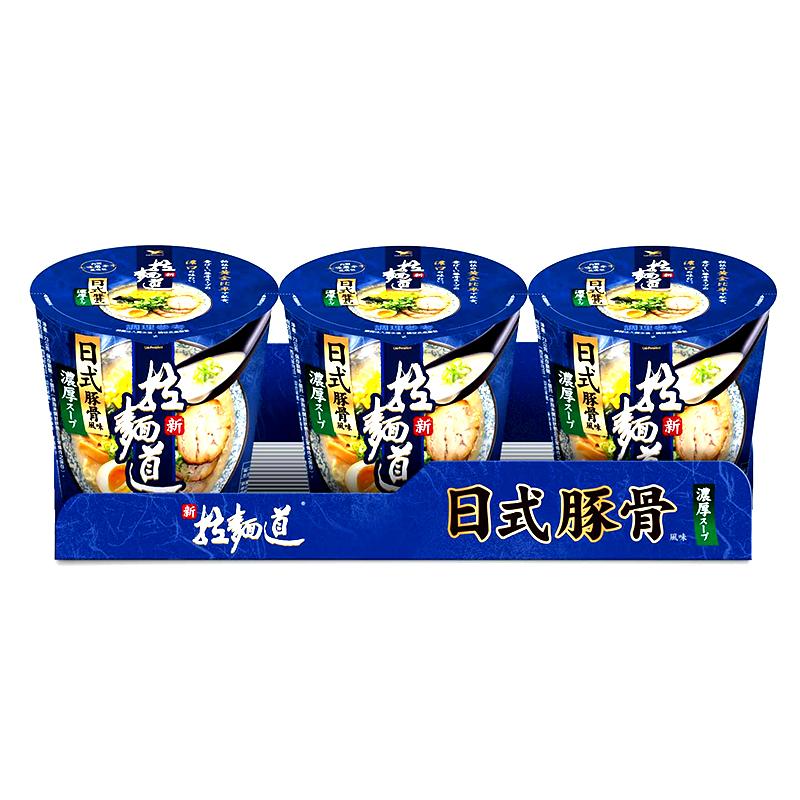 拉麵道-日式豚骨(杯)73G
