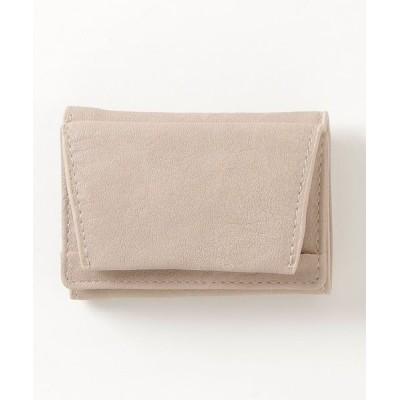 RiNc / 【 Pisoraro / ピソラロ 】 BOX ミニ ウォレット / コンパクト 財布 WOMEN 財布/小物 > 財布