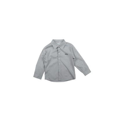 LE BEBÉ シャツ ホワイト 9 コットン 100% シャツ