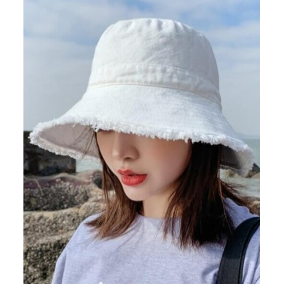 ZealMarket/SFW / UVカット つば広帽子 WOMEN 帽子 > ハット