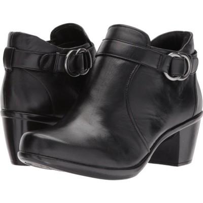 ナチュラライザー Naturalizer レディース ブーツ シューズ・靴 Elisa Black Leather