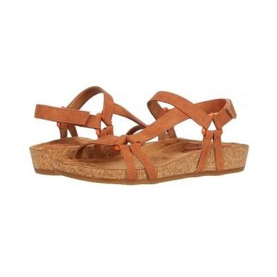 EuroSoft ユーロソフト レディース 女性用 シューズ 靴 ヒール Genna - Burnt Orange