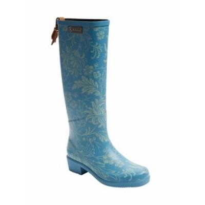 エーグル レディース シューズ レインブーツ Miss Juliette Bottilon Print Rain Boot
