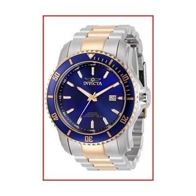 Invicta Men's 30560 Pro Diver Automatic 3 Hand Blue Dial Watch
