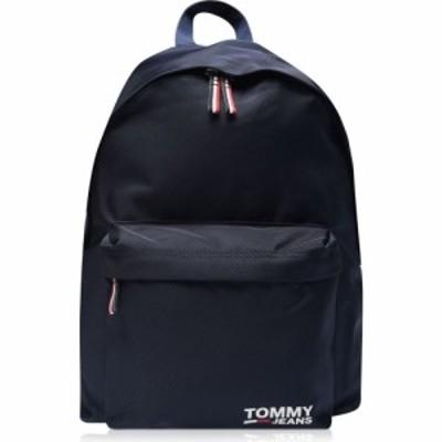 トミー ジーンズ Tommy Jeans ユニセックス バックパック・リュック バッグ Classic Backpack Black Iris
