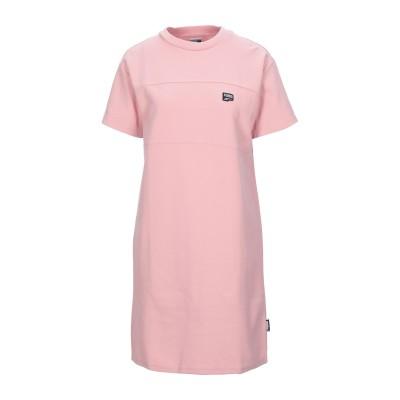 プーマ PUMA ミニワンピース&ドレス ピンク XS ポリエステル 52% / コットン 48% ミニワンピース&ドレス