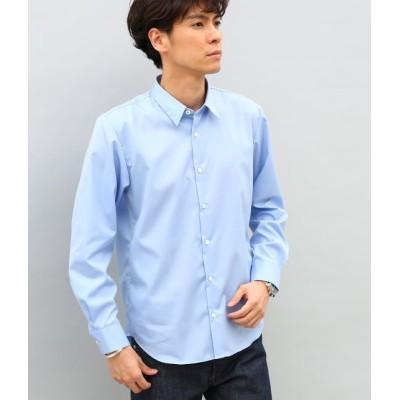 アダム エ ロペ オム/STANDARARDシャツ/ブルー系/L