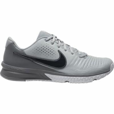 ナイキ Nike メンズ 野球 シューズ・靴 Alpha Huarache 3 Varsity Turf Light Smoke Grey/Dark Smoke Grey/Smoke Grey