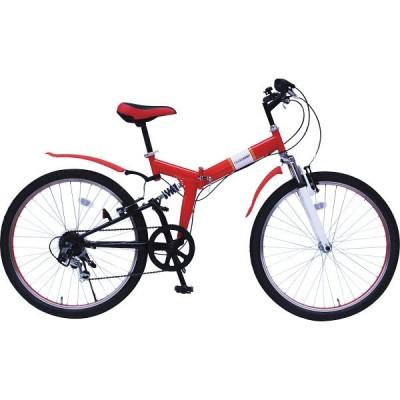 【ポイント2倍】【フィールドチャンプ 26型折りたたみ自転車 MG−FCP266E】送料無料 内祝い 出産内祝い ノベルティーその他