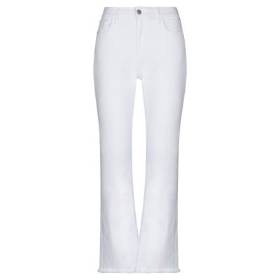 ロイ ロジャース ROŸ ROGER'S パンツ ホワイト 24 コットン 91% / エラストマルチエステル 7% / ゴム 2% パンツ