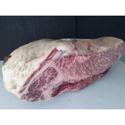 【業務用/ケース販売】九州産牛肩ロース(クラシタ) 美味しいとこだけ ネック無し