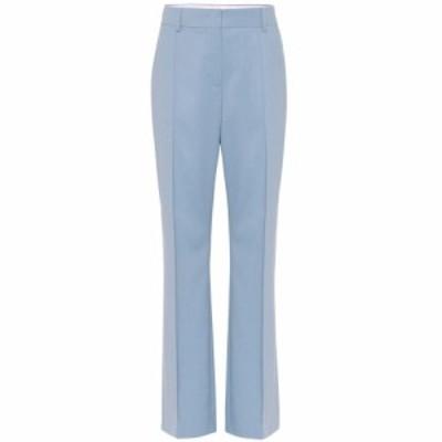 クロエ See By Chloe レディース ボトムス・パンツ High-rise straight pants Faded Denim