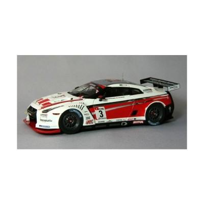 エブロ【44355】1/43 日産 GT-R GT1 2010 スイスレーシングチーム #3