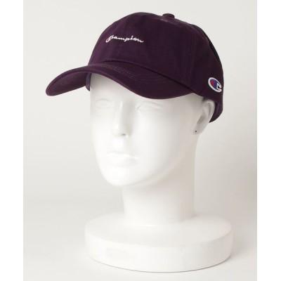 A BAG OF CHIPS / Champion/チャンピオン コットンツイル ローキャップ WOMEN 帽子 > キャップ