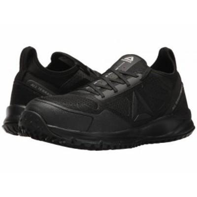 Reebok Work リーボック メンズ 男性用 シューズ 靴 スニーカー 運動靴 All Terrain Work Black【送料無料】