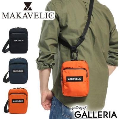 最大10%獲得 セール30%OFF マキャベリック ショルダーバッグ MAKAVELIC TRUCKS CROSS-TIE POUCH BAG ショルダーポーチメンズ レディース 3108-10507