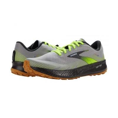 Brooks ブルックス メンズ 男性用 シューズ 靴 スニーカー 運動靴 Catamount - Grey/Nightlife/Black