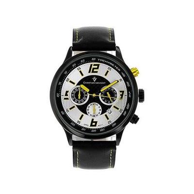 メンズ アクセサリー 時計 Christian Van Sant Men's Speedway Watch