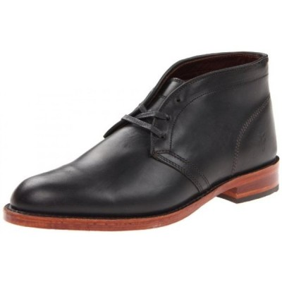 フライ メンズ ブーツ FRYE Men's Walter Chukka Full Grain Leather Boot