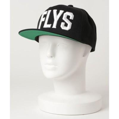 帽子 キャップ 【BLACK FLYS】FLYS SNAPBACK
