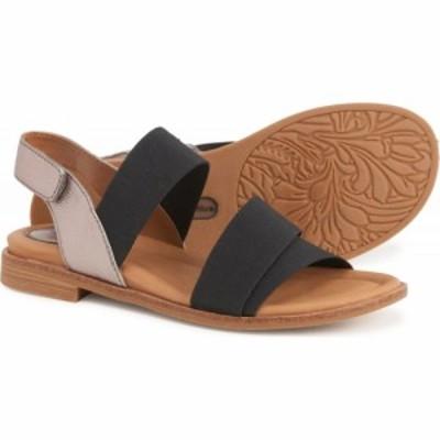 コンフォーティヴァ Comfortiva レディース サンダル・ミュール シューズ・靴 Dacey Sandals Black/Anthracite