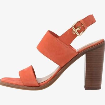 アルド レディース サンダル FIELIA - High heeled sandals - orange
