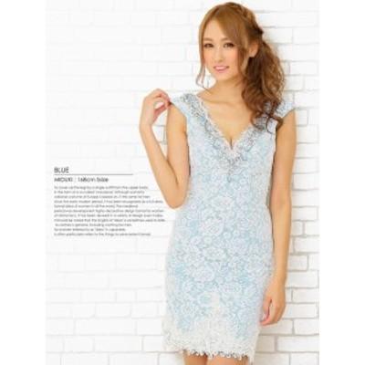 AngelR ドレス エンジェルアール キャバドレス ナイトドレス ワンピース 全3色 7号 S 6616-AR クラブ スナック キャバクラ パーティード