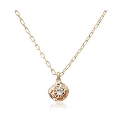 ブルーム BLOOM ダイヤモンド K10イエローゴールド ネックレス AGPY10033940