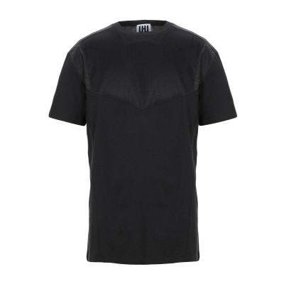 LHU URBAN T シャツ ブラック XS コットン 100% T シャツ