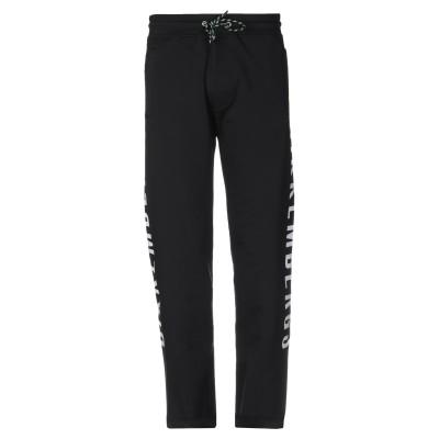 ビッケンバーグ BIKKEMBERGS パンツ ブラック S コットン 96% / ポリウレタン 4% パンツ