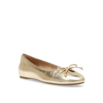 アンクライン サンダル シューズ レディース Larisa Women's Flats Gold-Tone