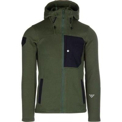ブラック クロウズ Black Crows メンズ フリース フード トップス Corpus Polartec Fleece Hooded Jacket Bronze Green