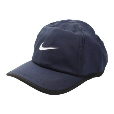 NIKE帽子ボーイズ キャップ 8A2627-695ネイビー