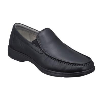 リーガル REGAL リーガルウォーカー 300w 300wbj スリッポン ブラック  メンズ 靴