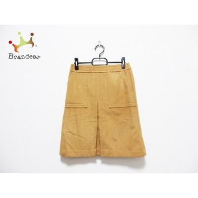 トゥモローランド TOMORROWLAND スカート サイズ38 M レディース ブラウン collection   スペシャル特価 20200220