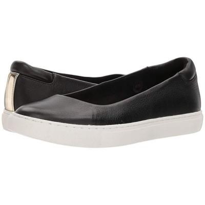 ケネスコール Kassie レディース スニーカー Black Leather