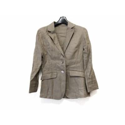 ノーリーズ NOLLEY'S ジャケット サイズ38 M レディース ダークグレー【還元祭対象】【中古】
