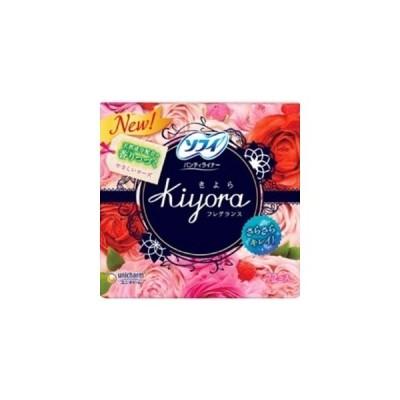 ユニチャーム ソフィ Kiyoraフローラルウィッシュの香り 72枚  (生理用品ナプキン)