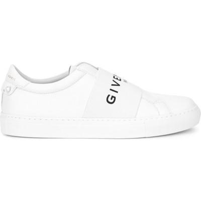 ジバンシー Givenchy レディース スニーカー シューズ・靴 Urban Street White Leather Sneakers White