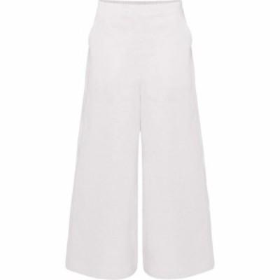 フェイズ エイト Phase Eight レディース ボトムス・パンツ Luna Linen Trouser White
