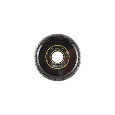 工機ホールディングス 溶着ダイヤモンドホイール V溝形 85mm 0033-1479