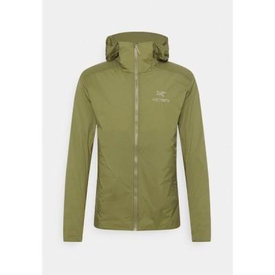 アークテリクス ジャケット&ブルゾン メンズ アウター ATOM HOODY MENS - Outdoor jacket - kinetic