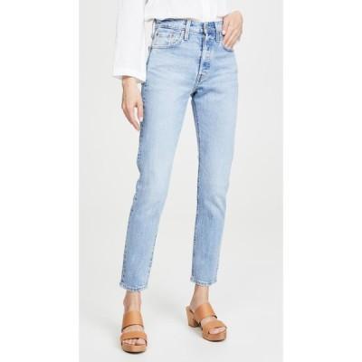 リーバイス Levi's レディース ジーンズ・デニム スキニー ボトムス・パンツ 501 Skinny Jeans Tango Light