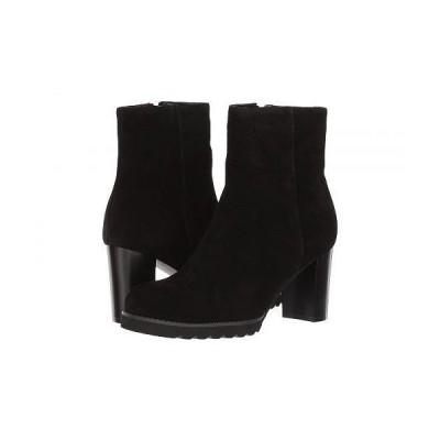 Blondo ブロンド レディース 女性用 シューズ 靴 ブーツ アンクルブーツ ショート Rapha Waterproof Boot - Black Suede
