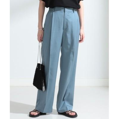 BEAMS WOMEN / Ray BEAMS / 1タック ストレート パンツ WOMEN パンツ > スラックス